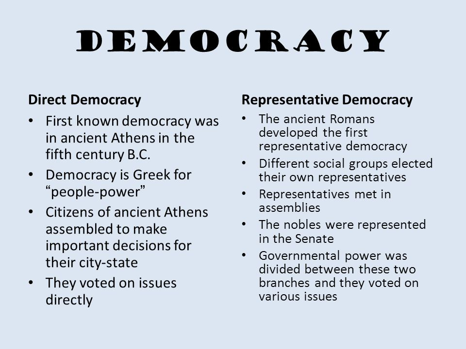 an analysis of the greek system of democracy The greek system of democracy did have its shares of problems though the greek system of democracy was ruled by a body of nine elected officials whom were called archons these men who were aristocrats lead the government and had supreme control over all of the verdicts and criminal accusations in athens.