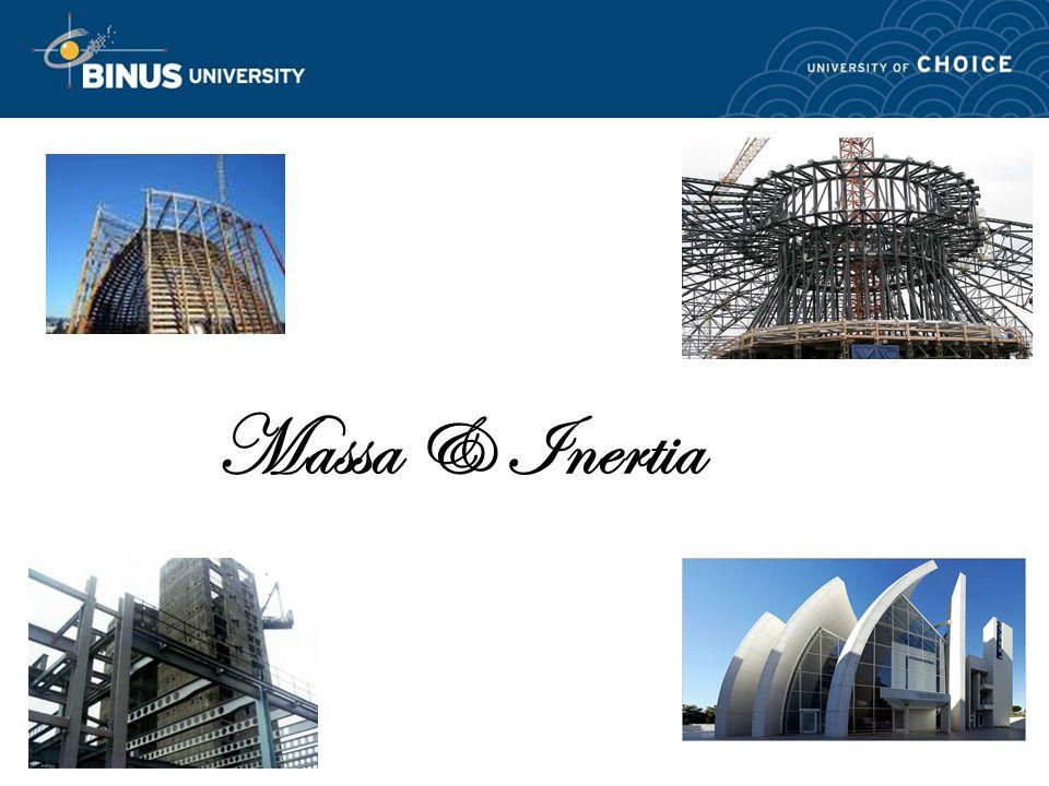 Massa & Inertia Bina Nusantara
