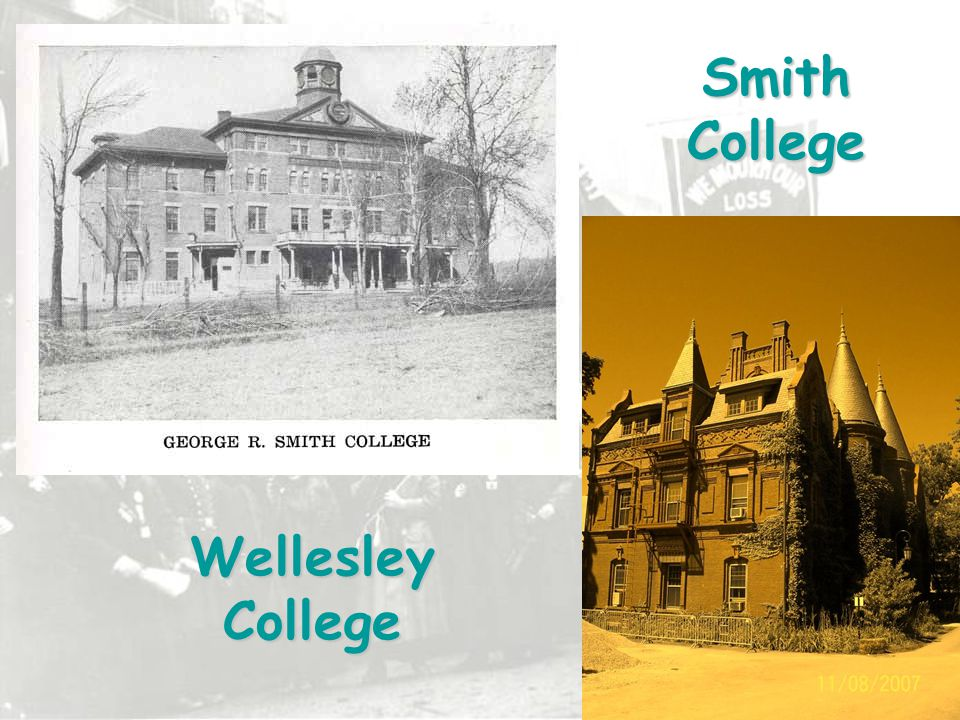 Smith College Wellesley College