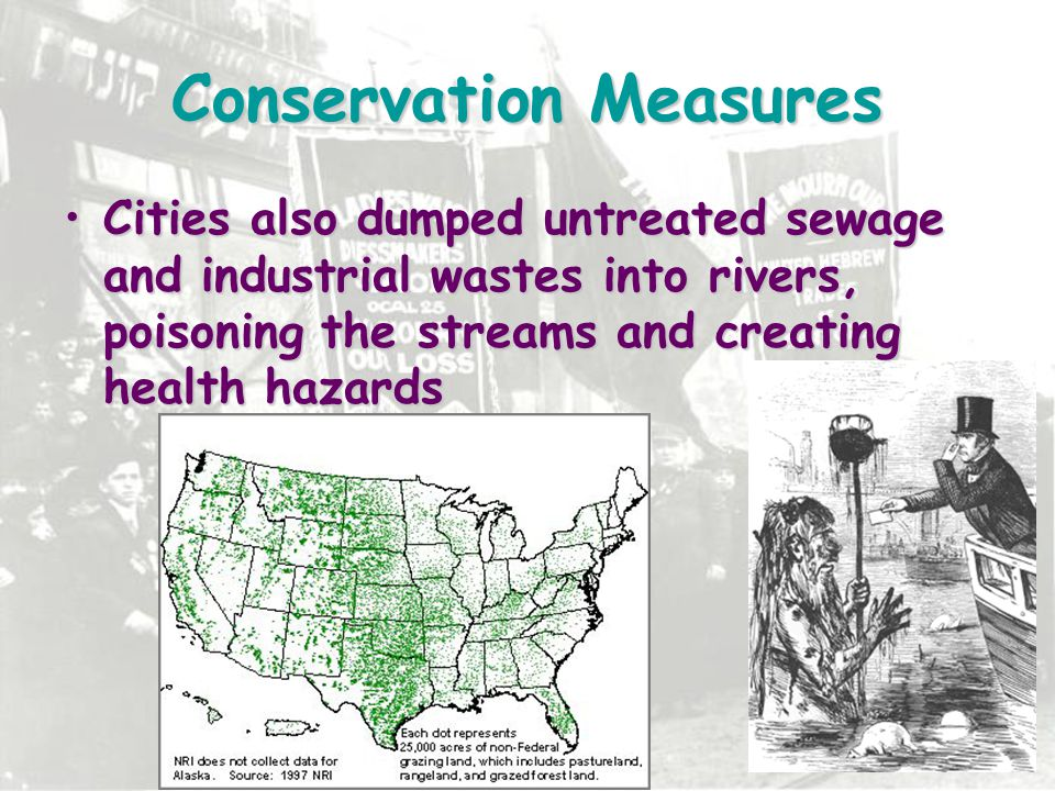 Conservation Measures