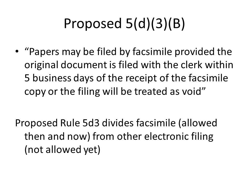 Proposed 5(d)(3)(B)