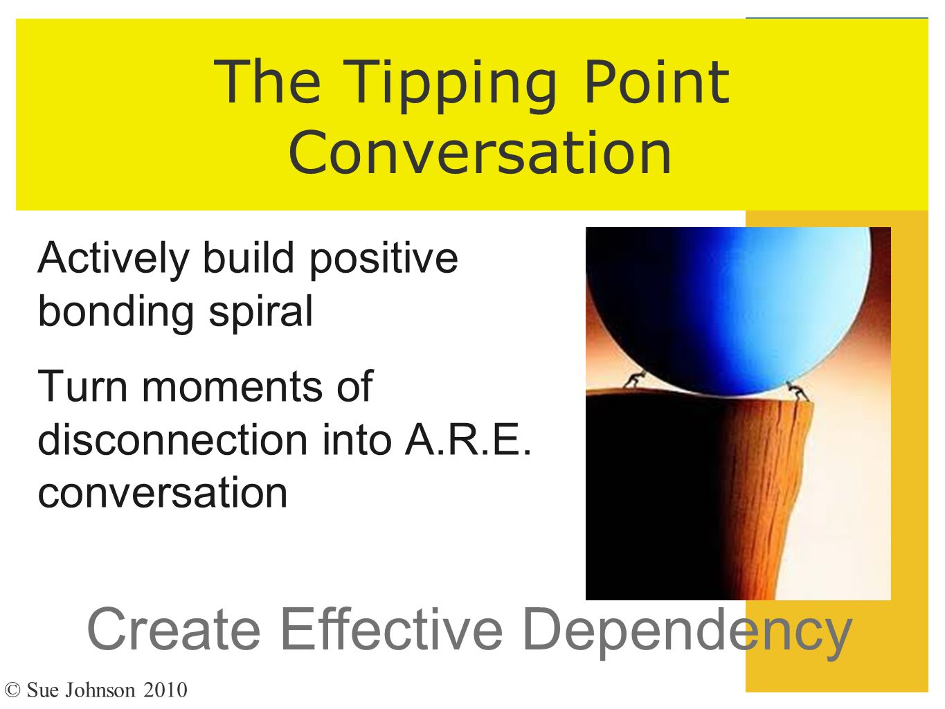 The Tipping Point Conversation