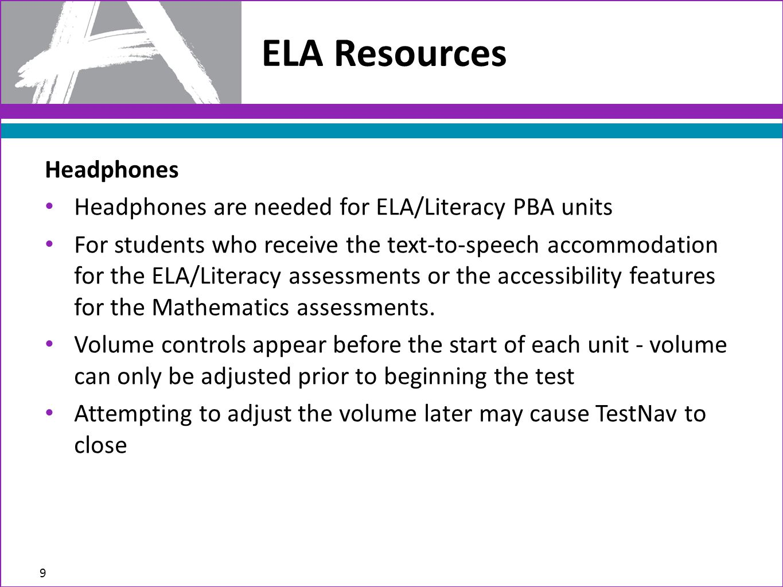 ELA Resources Headphones