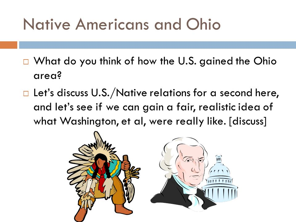 Native Americans and Ohio