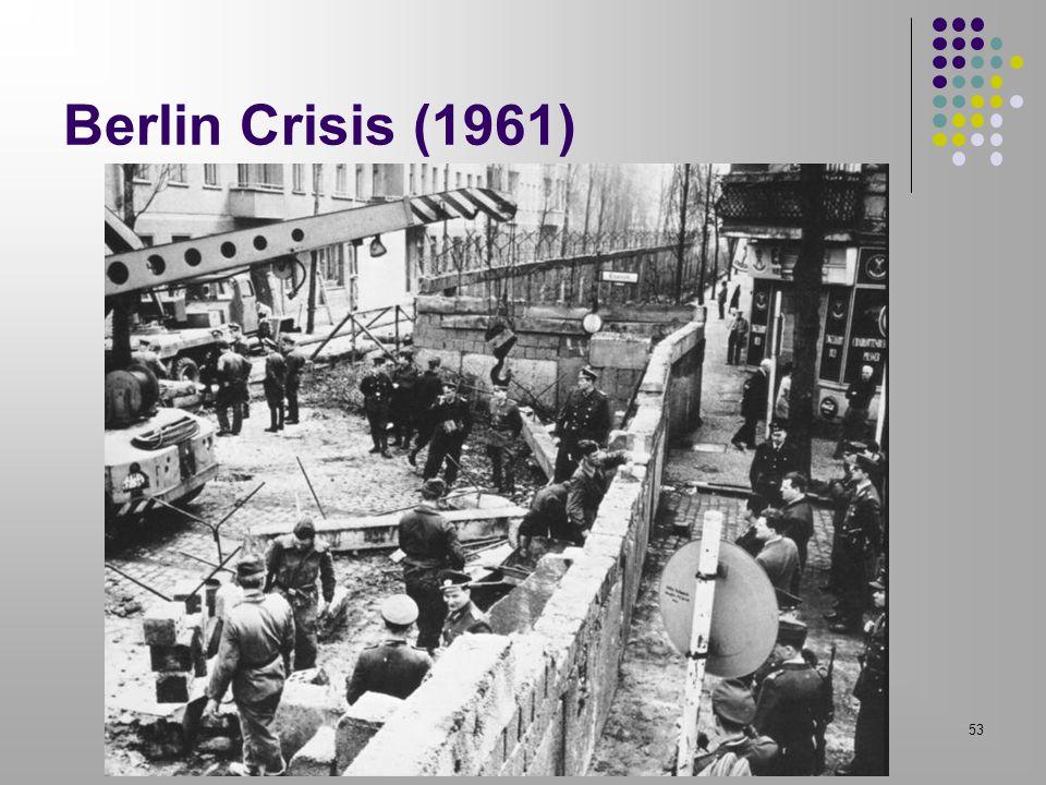 Berlin Crisis (1961)