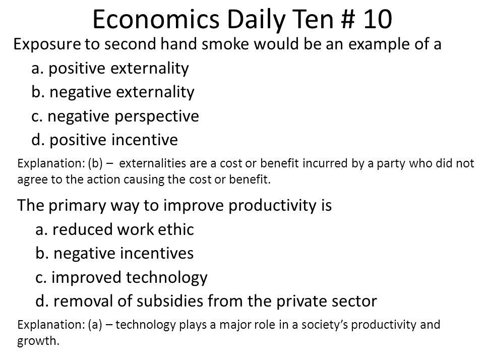 Economics Daily Ten # 10