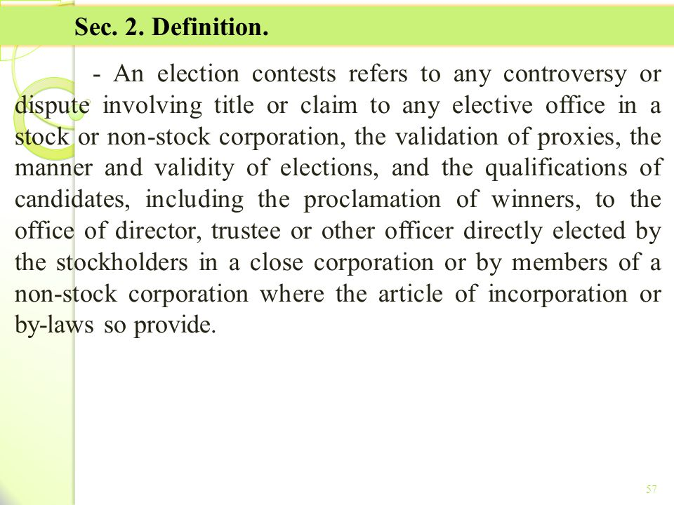 TITLE II - TAX ON INCOME Sec. 2. Definition.