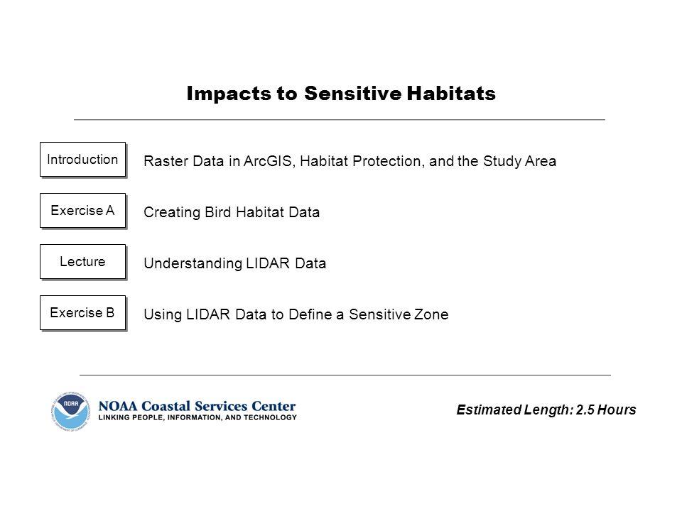 Impacts to Sensitive Habitats