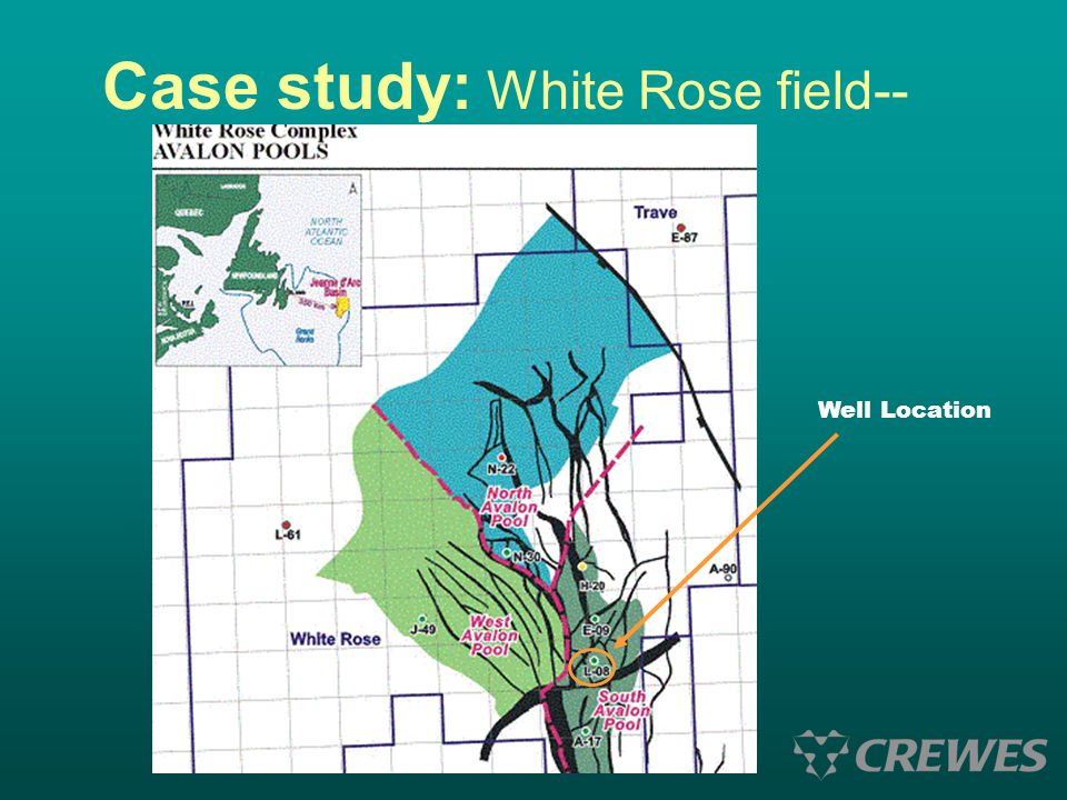 Case study: White Rose field--