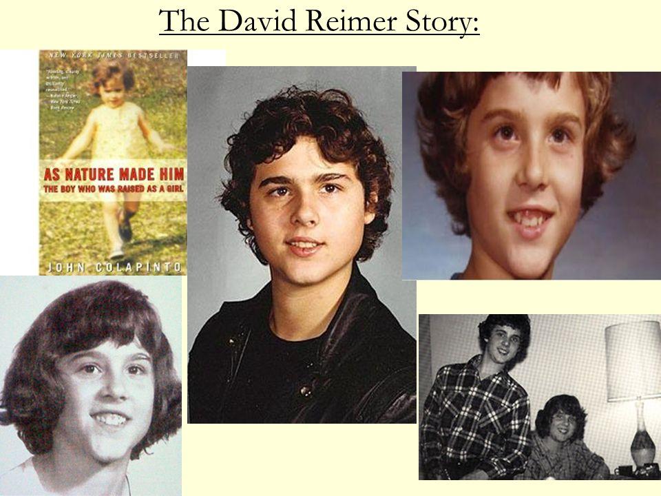 The David Reimer Story: