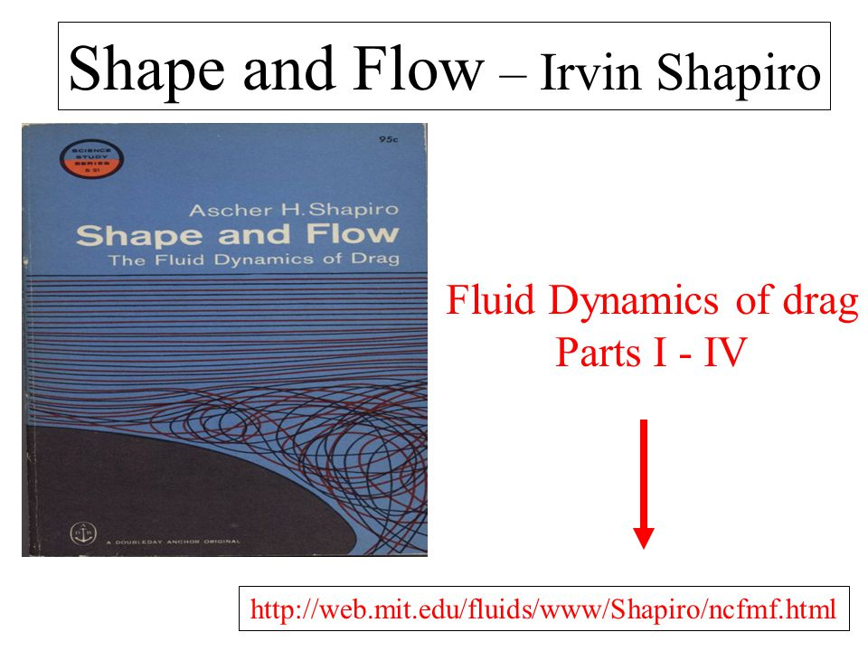 Shape and Flow – Irvin Shapiro