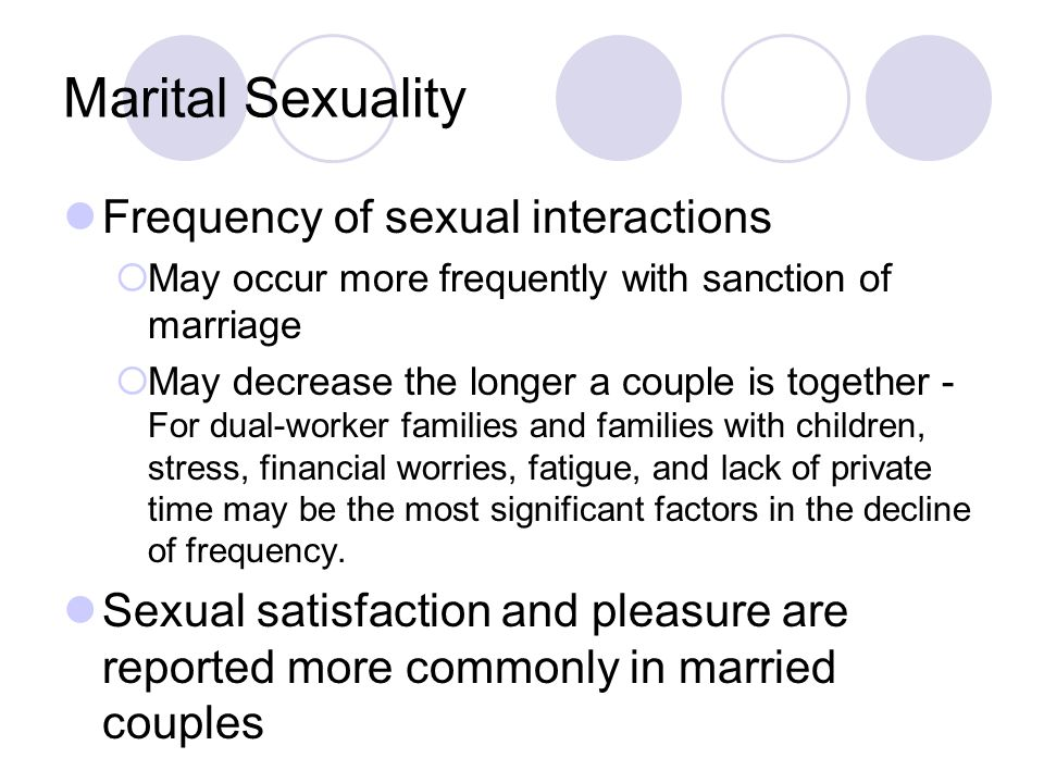What Marital Sex Statistics Can Reveal - The Spruce