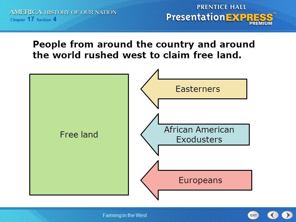 African American Exodusters