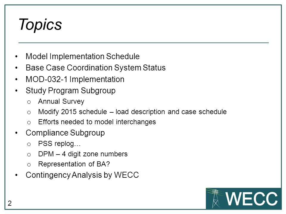 Topics Model Implementation Schedule