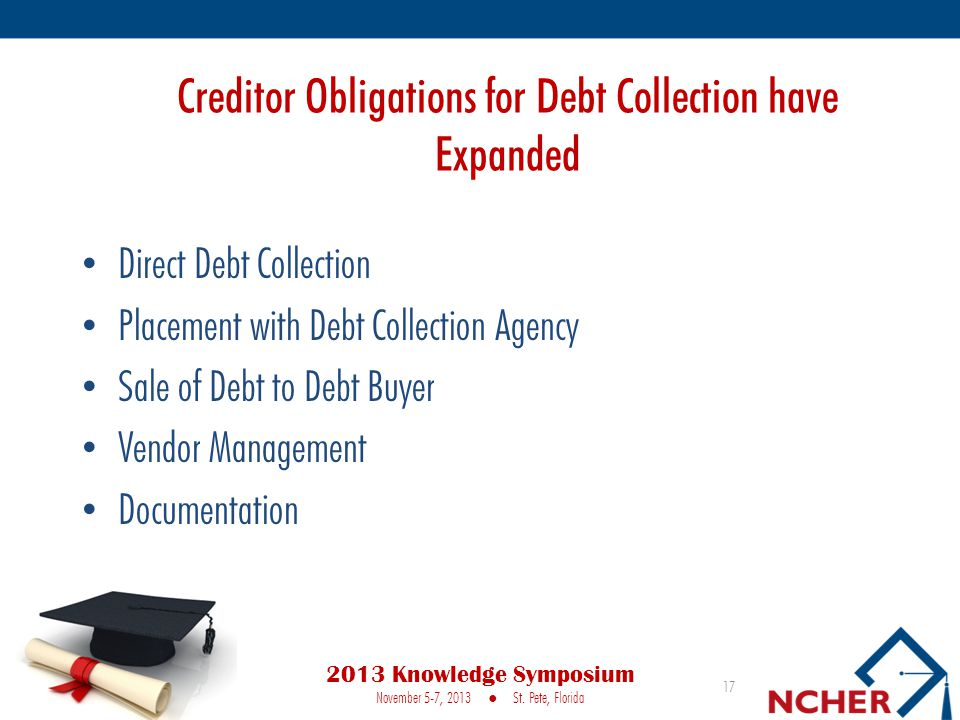 Creditor Obligations for Debt Collection have Expanded