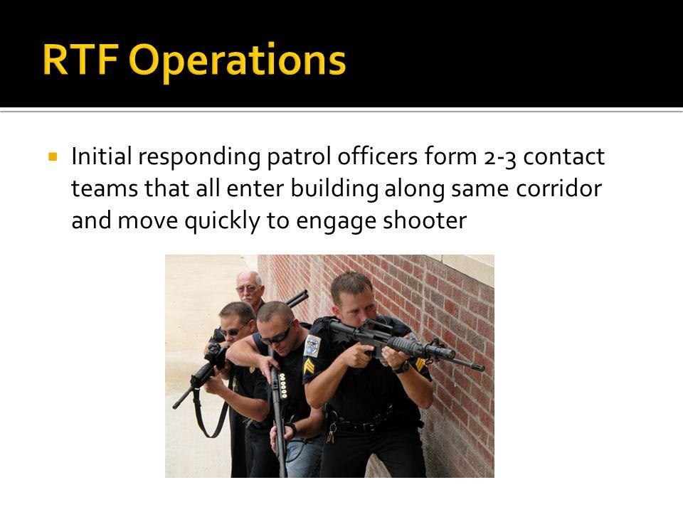 RTF Operations