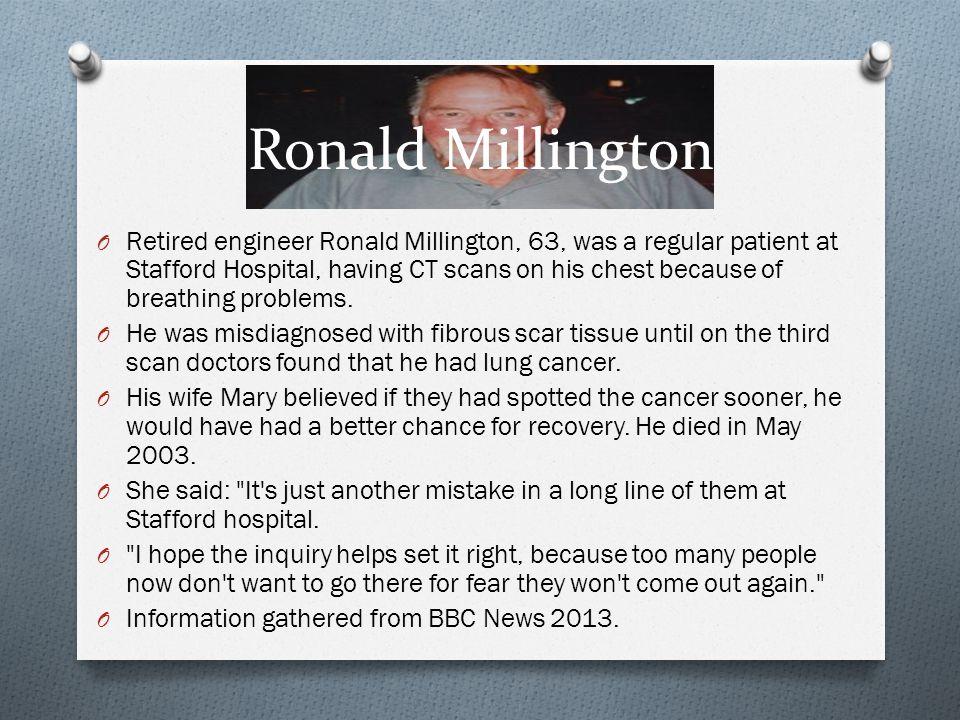 Ronald Millington