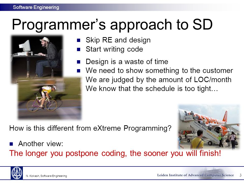 Programmer's approach to SD