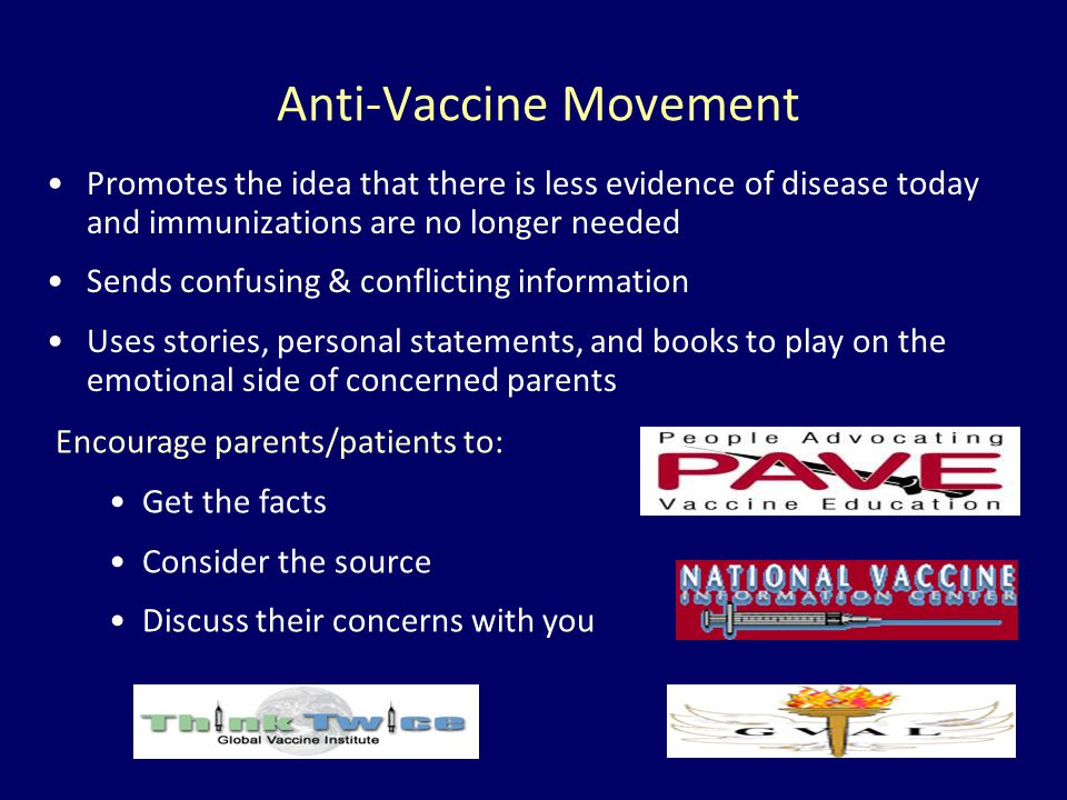 Anti-Vaccine Movement