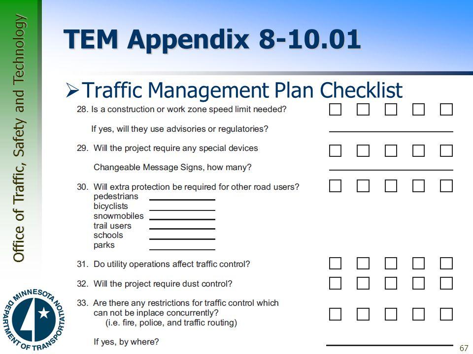 Traffic control plan development course ppt video online download 67 tem publicscrutiny Gallery