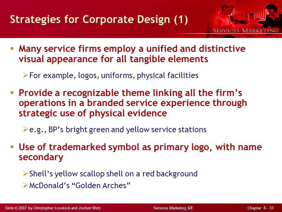 Strategies for Corporate Design (1)