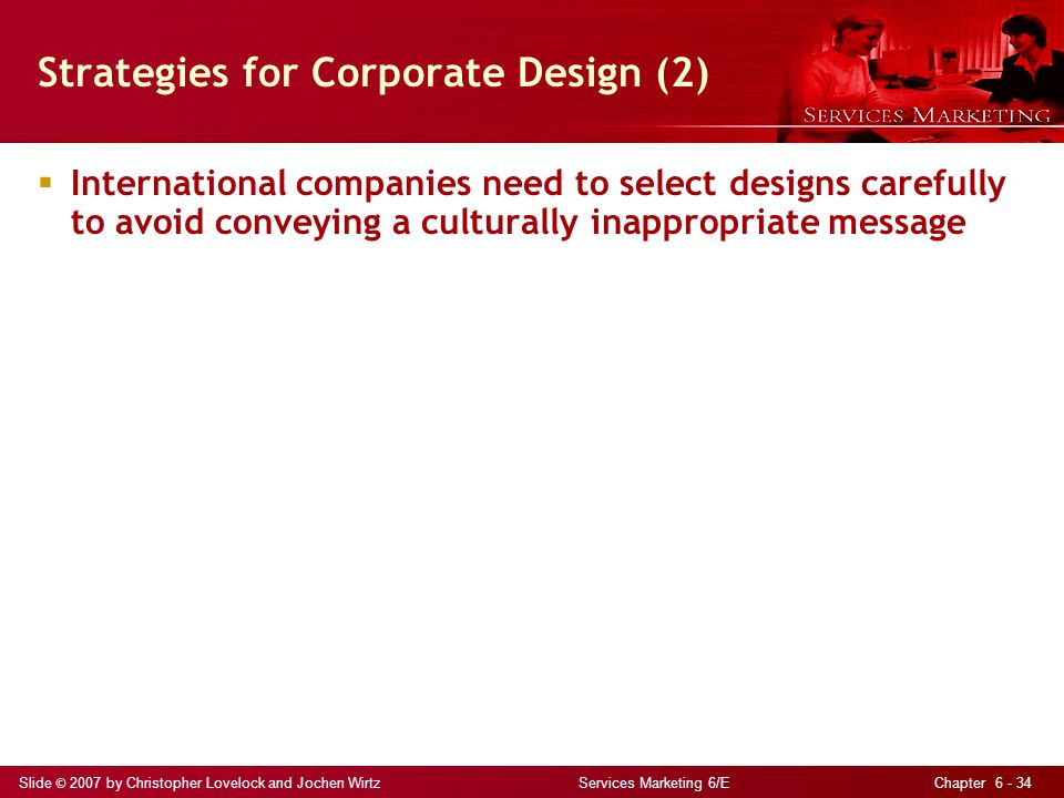 Strategies for Corporate Design (2)