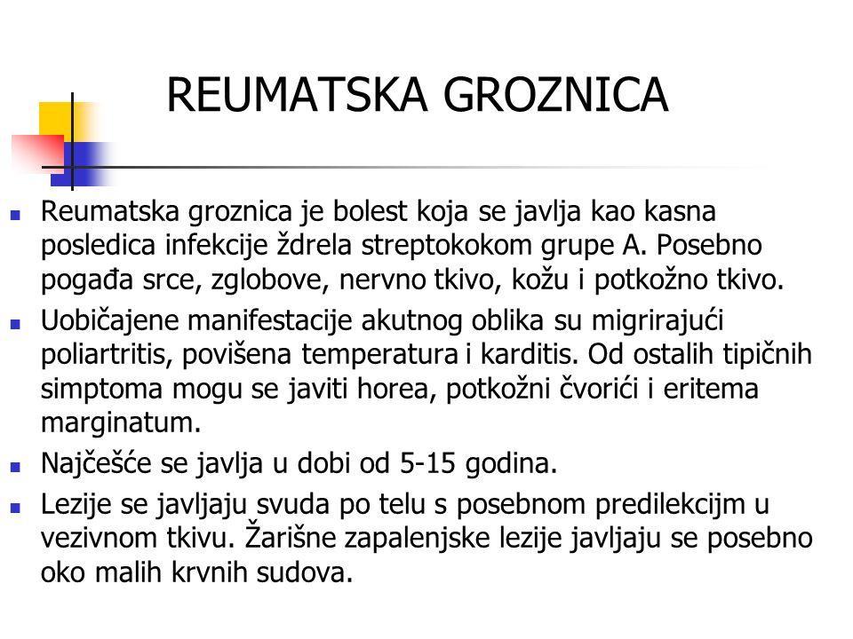 REUMATSKA GROZNICA