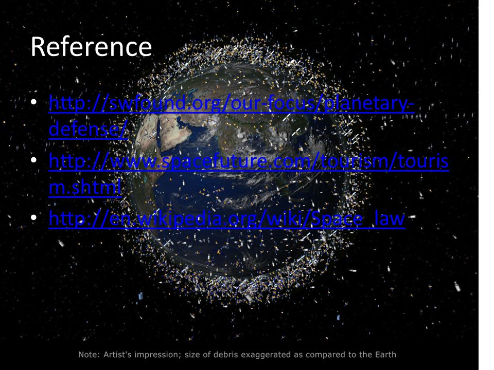 Reference http://swfound.org/our-focus/planetary-defense/
