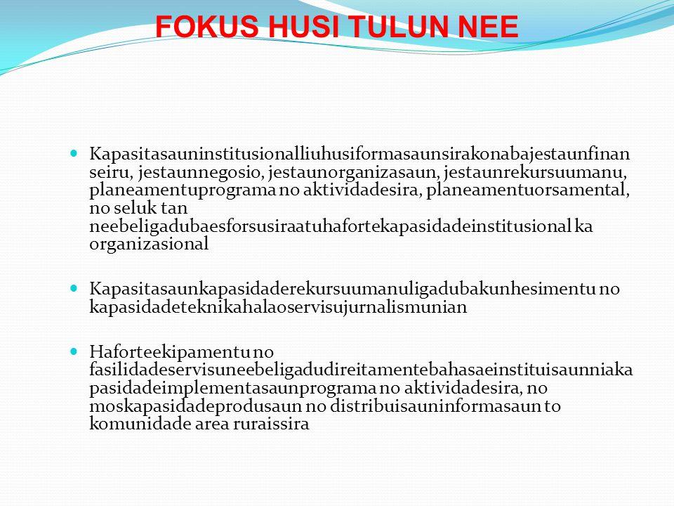 FOKUS HUSI TULUN NEE