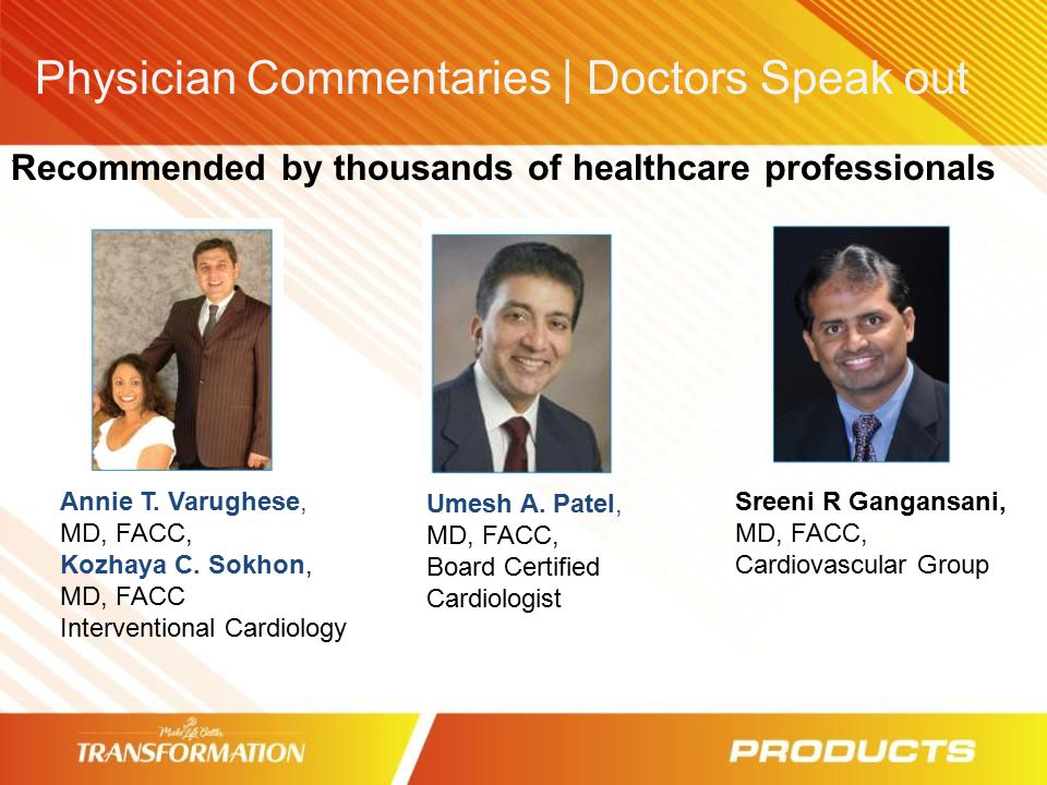 Physician Commentaries | Doctors Speak out