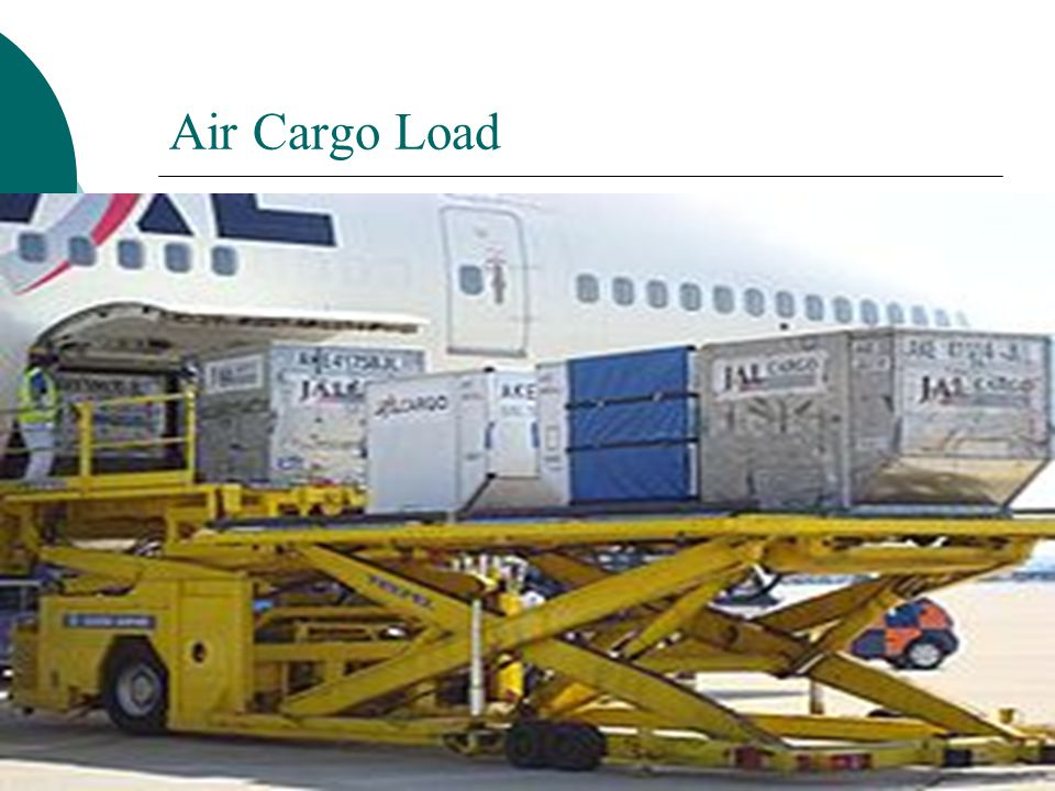 Air Cargo Load