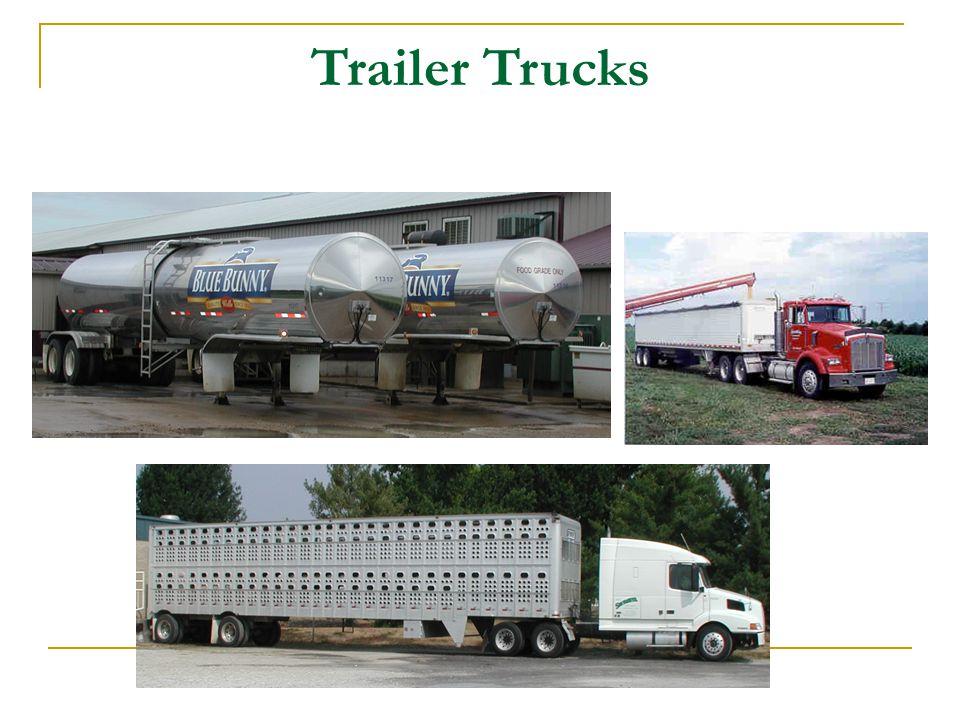Trailer Trucks 10