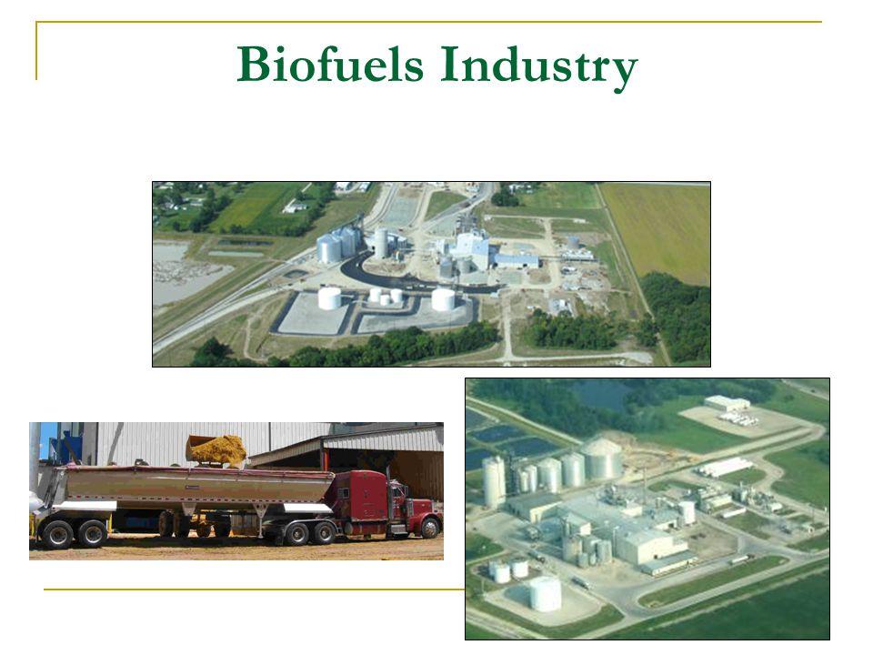 Biofuels Industry 21