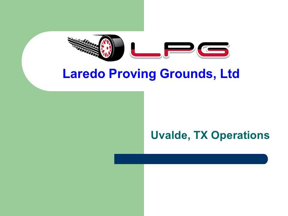Laredo Proving Grounds, Ltd