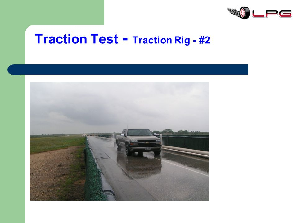 Traction Test - Traction Rig - #2