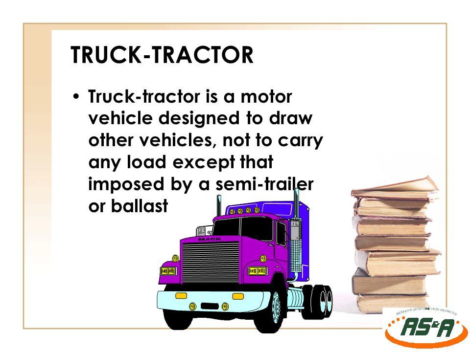 TRUCK-TRACTOR