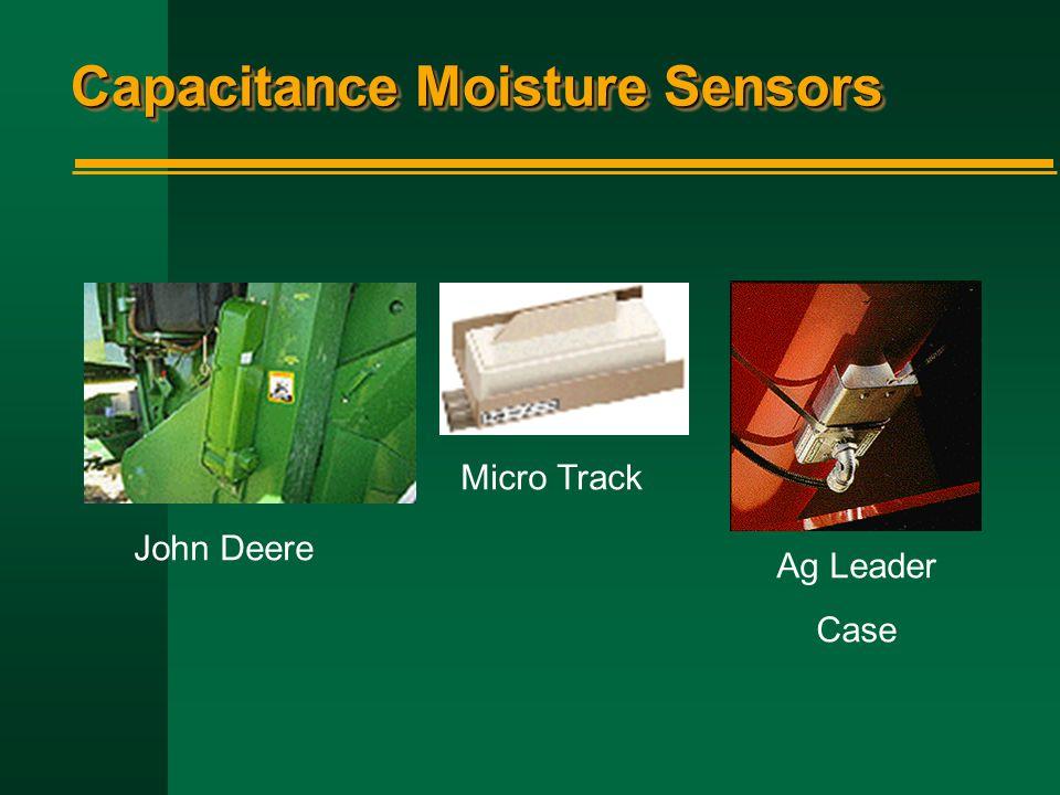 Capacitance Moisture Sensors