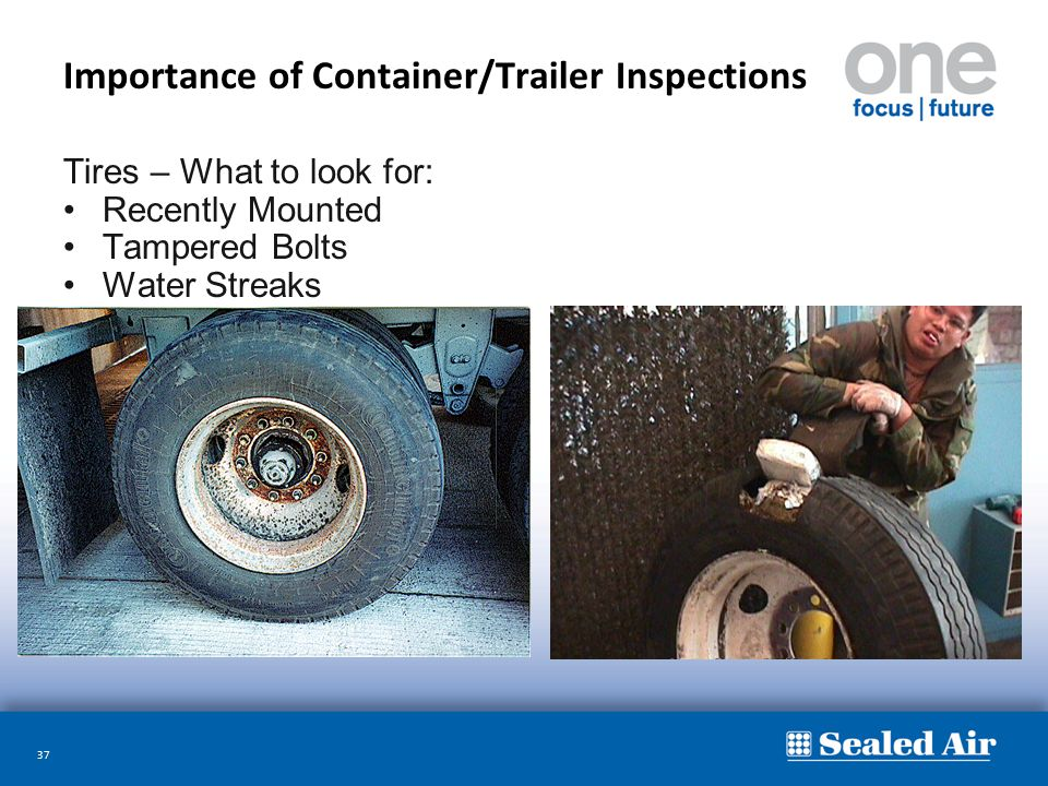 Importance of Container/Trailer Inspections