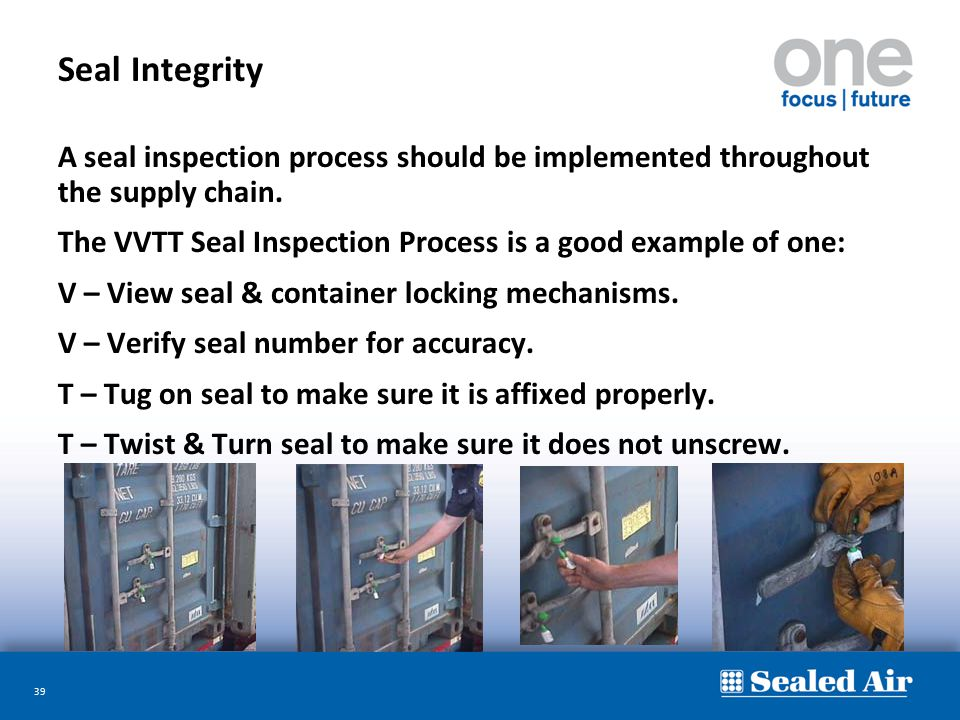 Seal Integrity