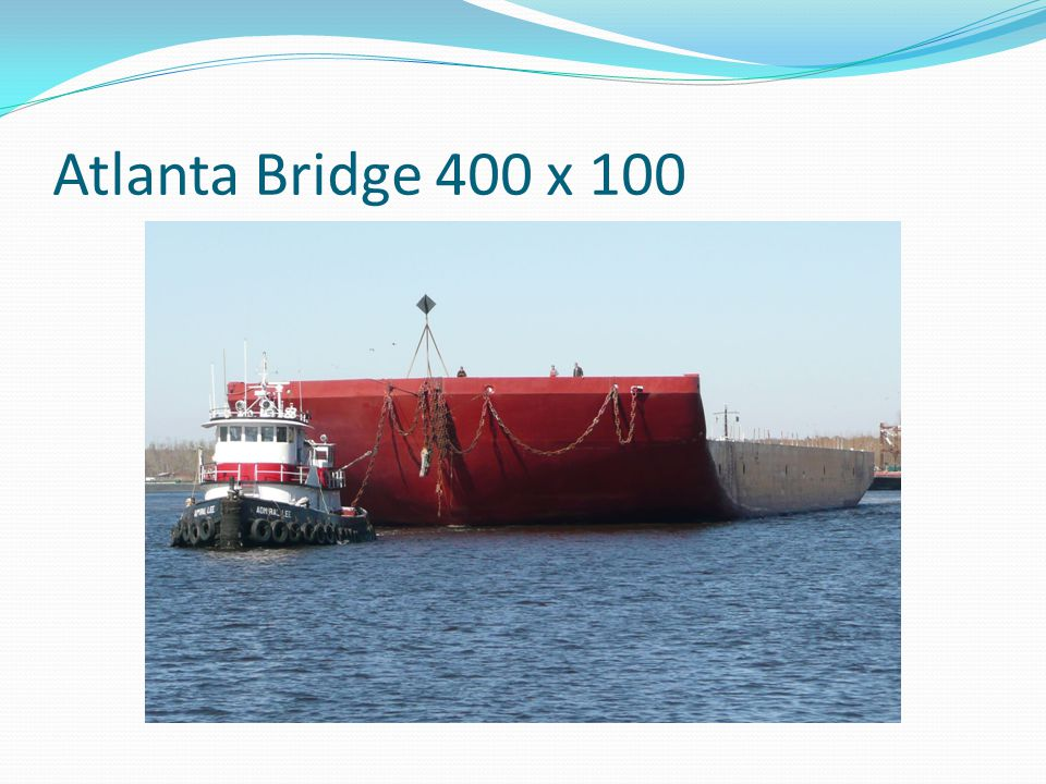 Atlanta Bridge 400 x 100