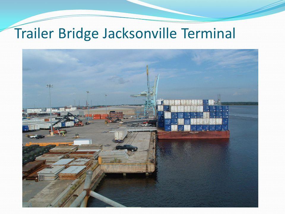 Trailer Bridge Jacksonville Terminal