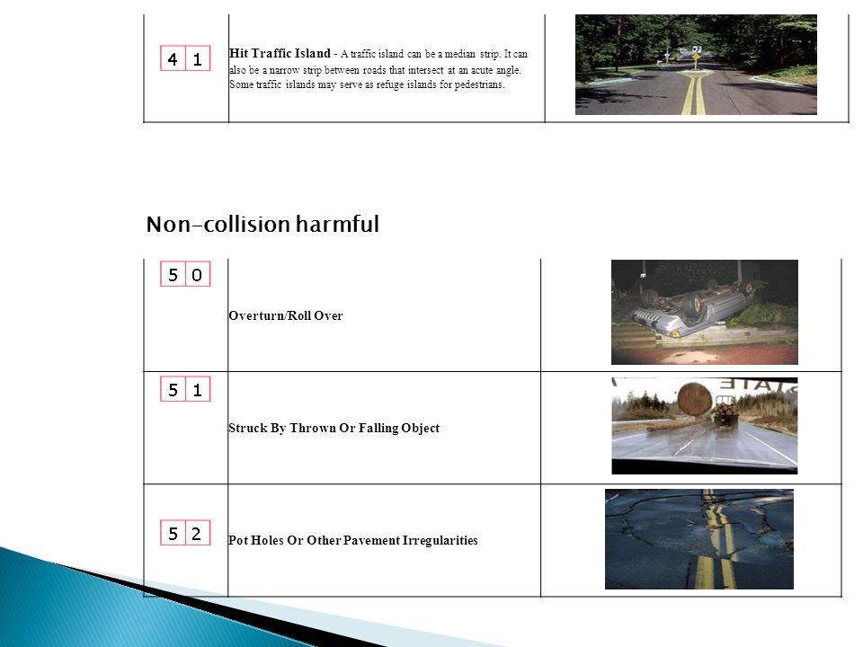 Non-collision harmful