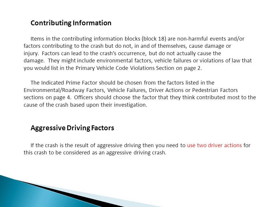 Contributing Information