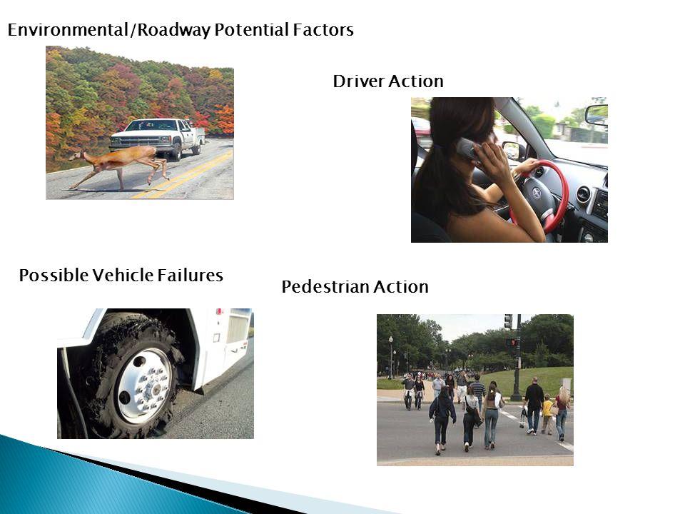 Environmental/Roadway Potential Factors
