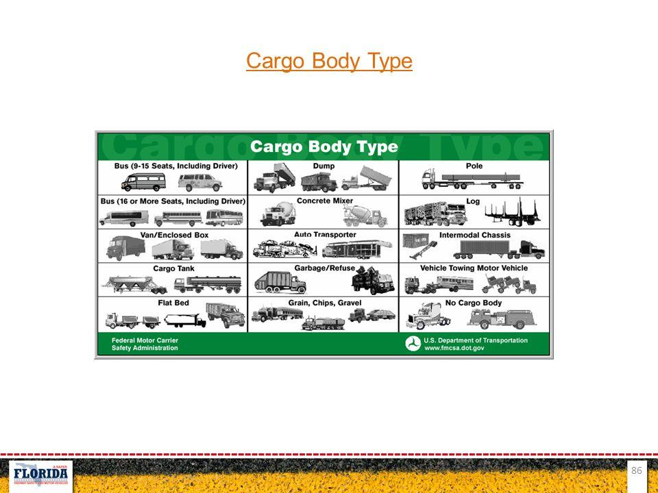 Cargo Body Type