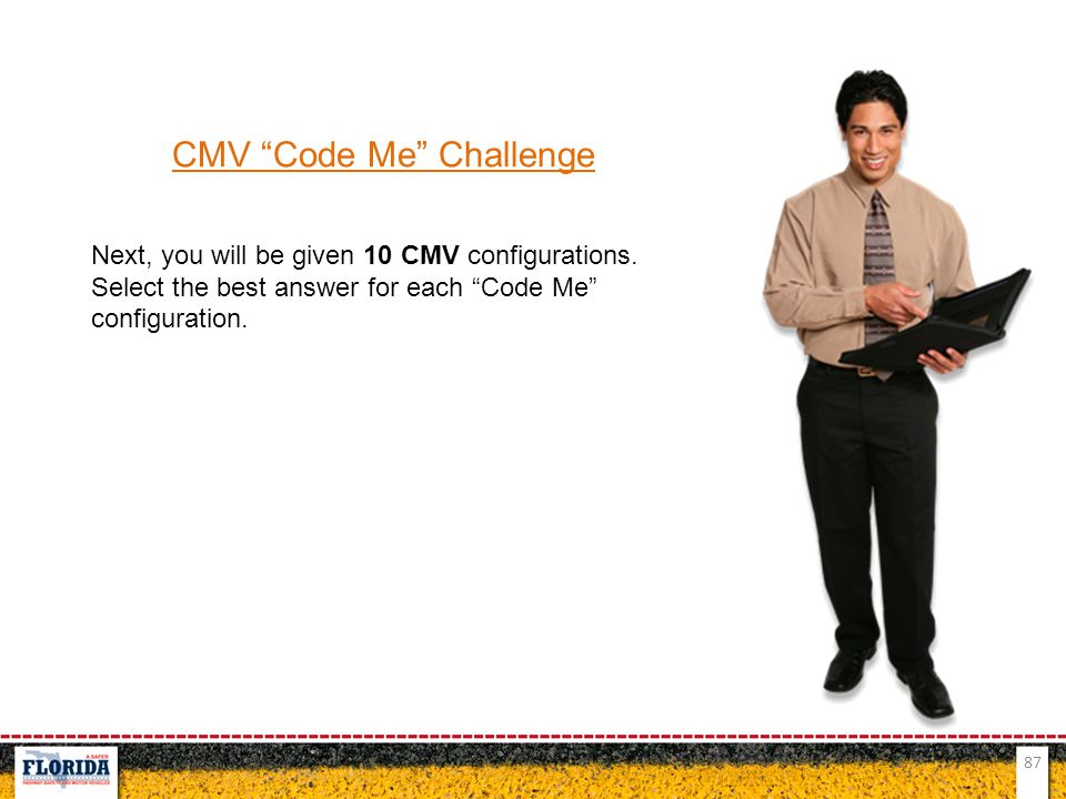 CMV Code Me Challenge