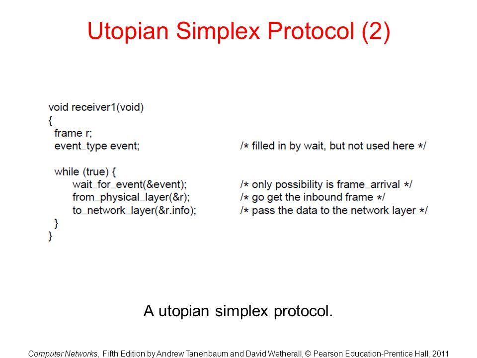Utopian Simplex Protocol (2)
