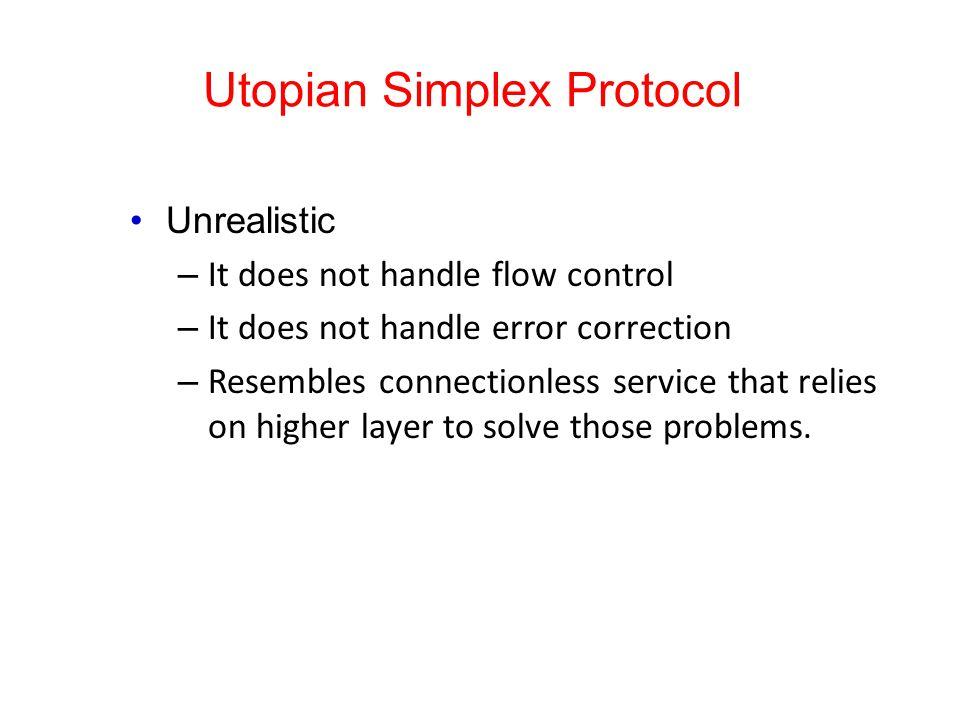 Utopian Simplex Protocol