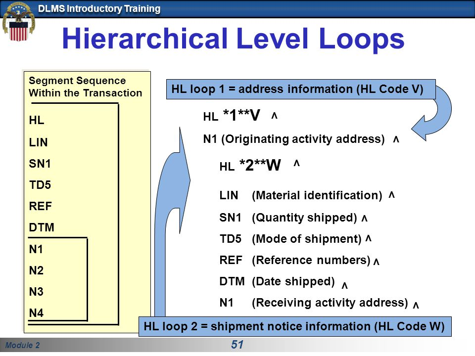 Hierarchical Level Loops