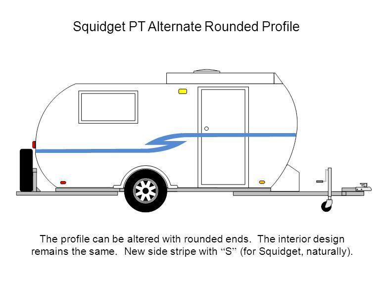 Squidget PT Alternate Rounded Profile